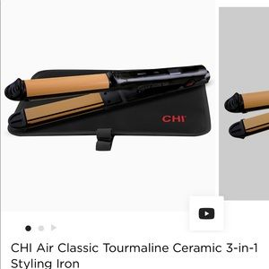 Chi 3 in 1 styling iron